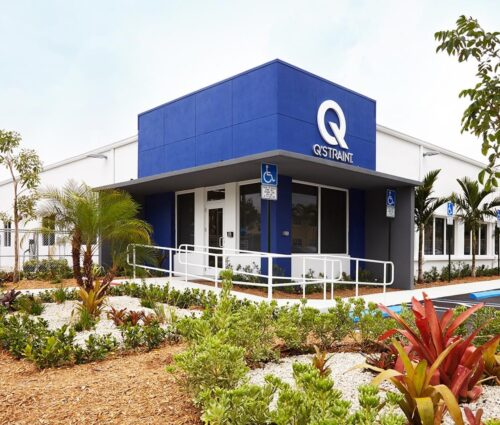 Q'Straint US & Latin American HQ